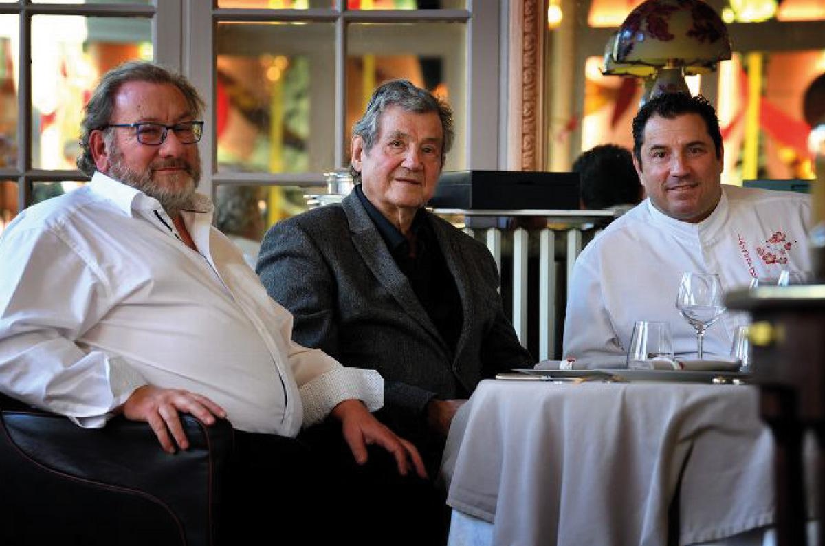 Une Semaine de la gastronomie pour les 140 ans  de La Belle Meunière à Royat